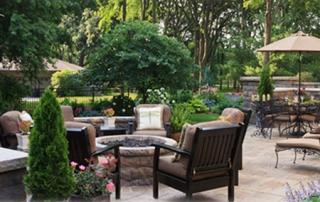 Landscaping Outdoor Retreats
