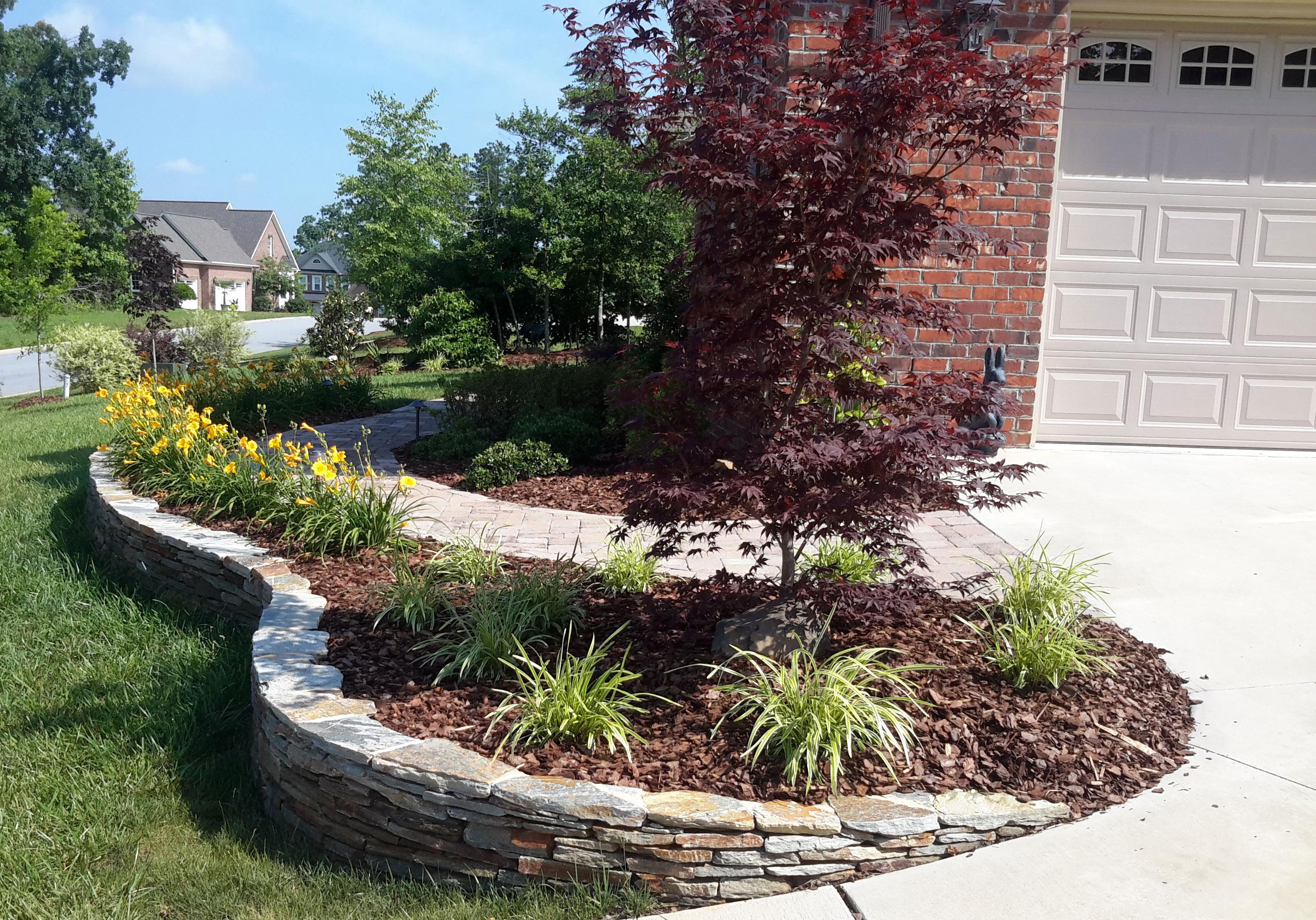 Great Landscape Ideas - Camden Landscape Group on Nice Backyard Landscaping Ideas id=61429